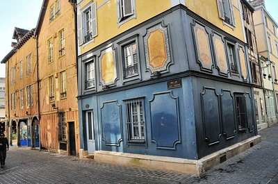 Troyes - Rue du Coin Coignier