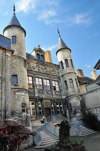 Troyes - Hôtel de Vauluisant