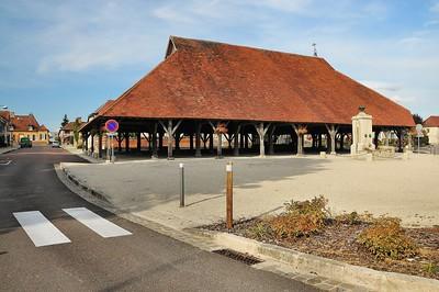 Halle de Piney