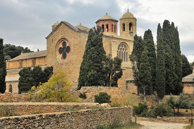 Abbaye de Fontfroide - Eglise abbatiale