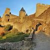 Cité de Carcassonne - Porte d'Aude