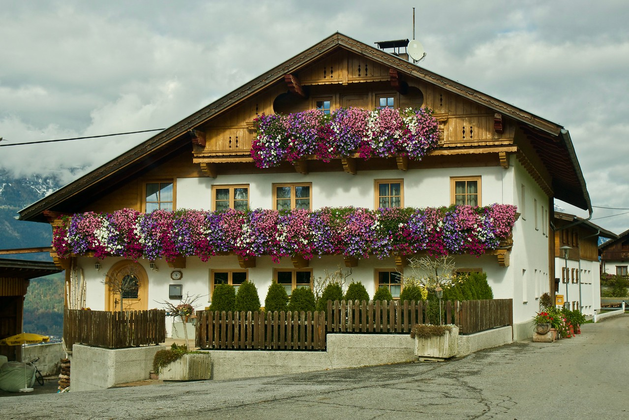 Tyrolean House 2, Pillsberg, Austria