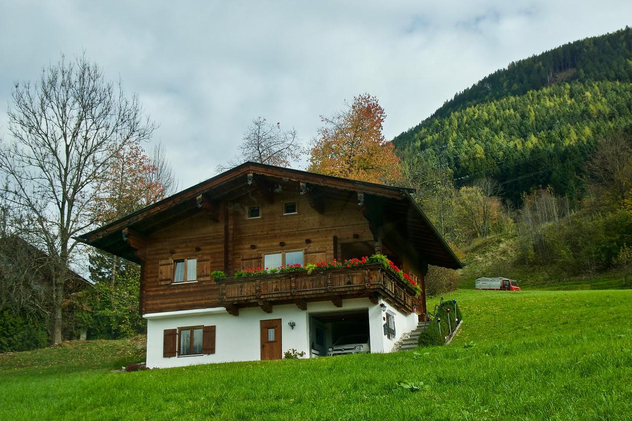 Tyrolean House, Pillsberg, Austria