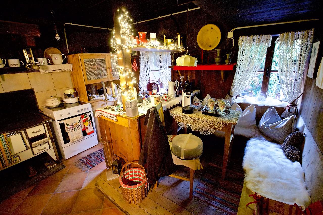 Farm in Pillsberg kitchen