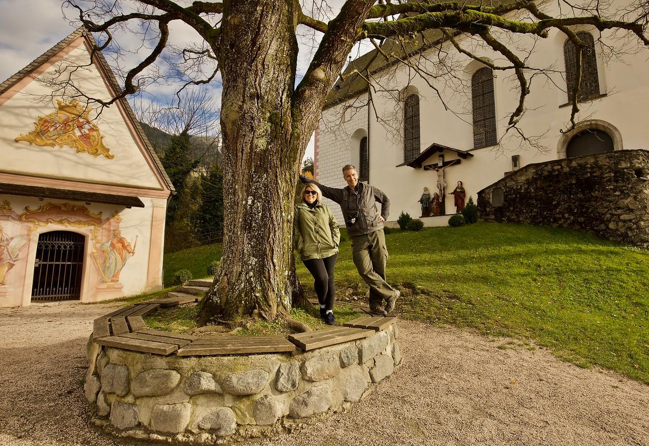 The Church at Freundsberg Castle