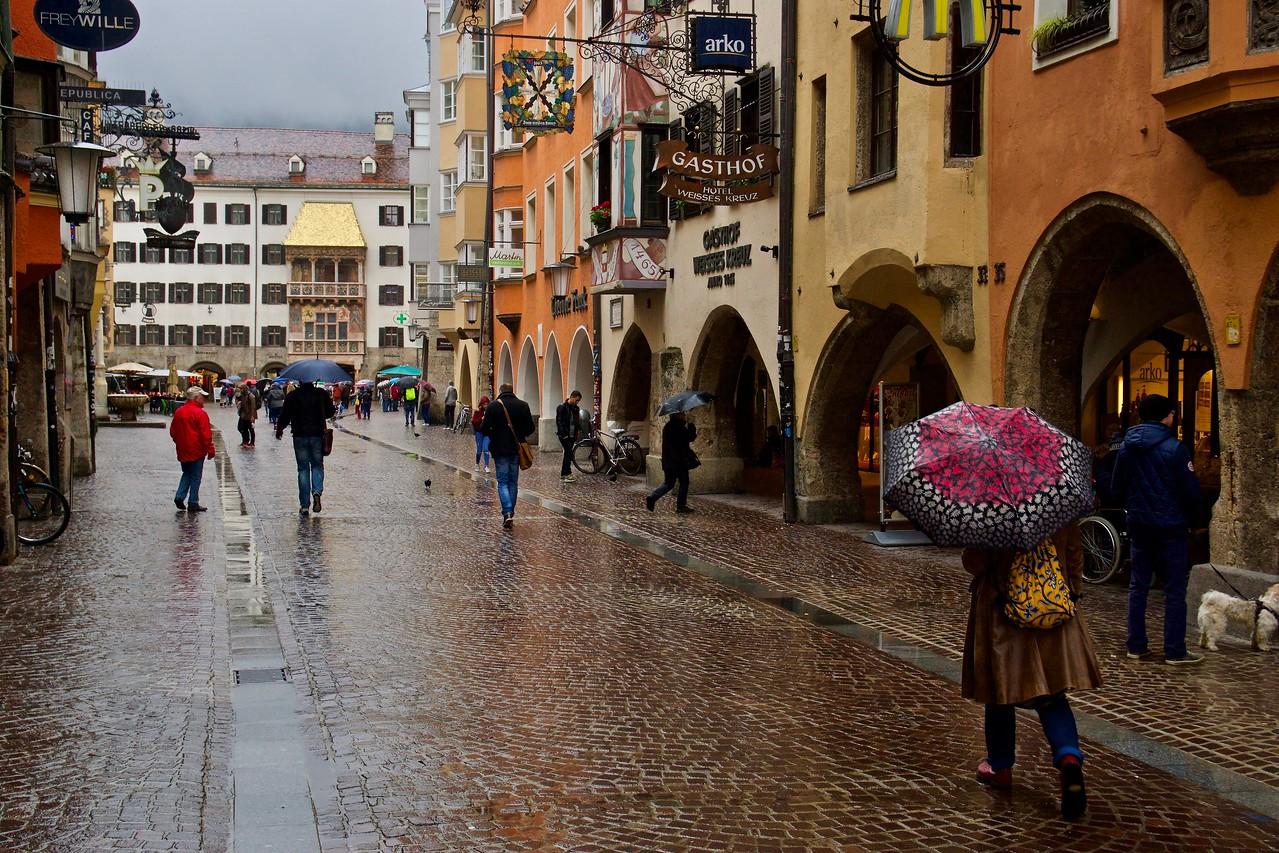 Goldenes Dachl, (Golden Roof) Innsbruck