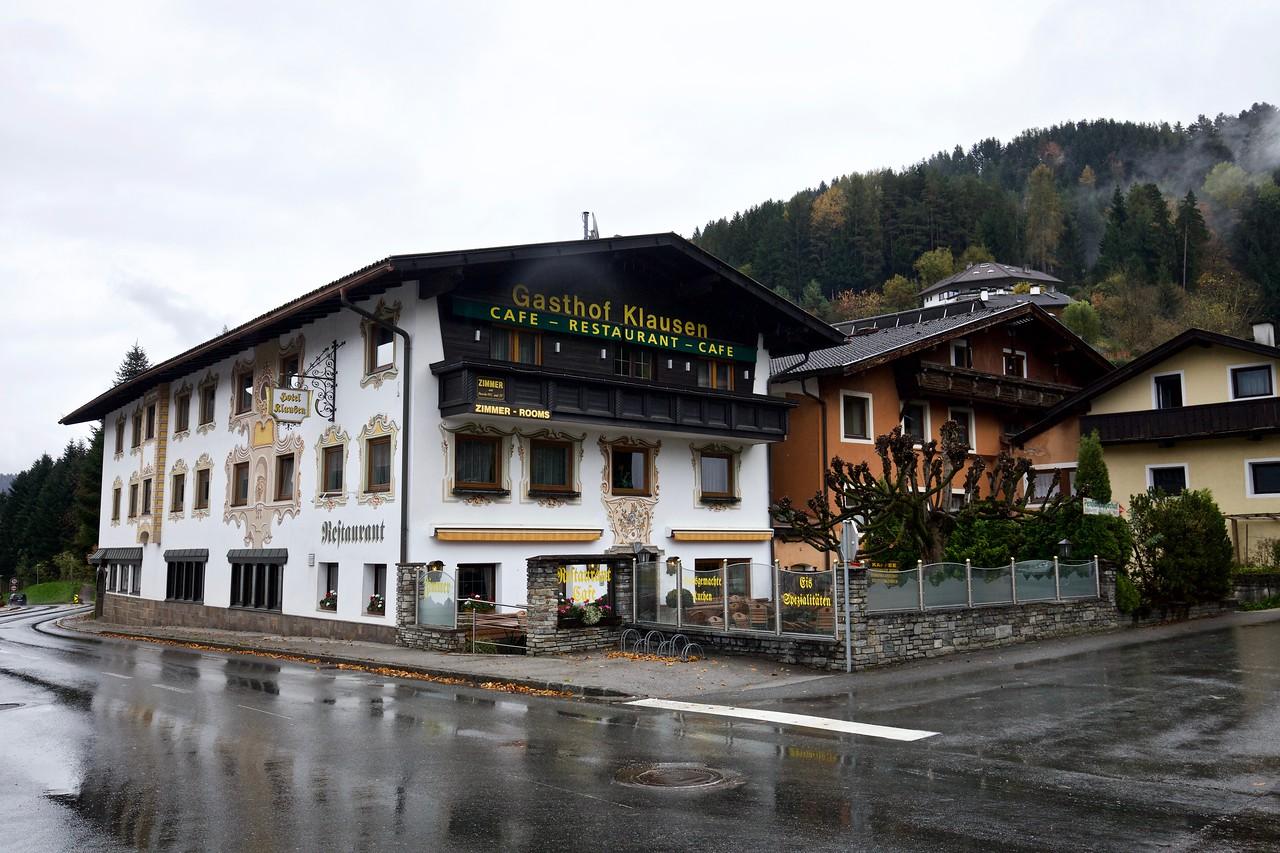 Klausen Guest House, Pill, Austria