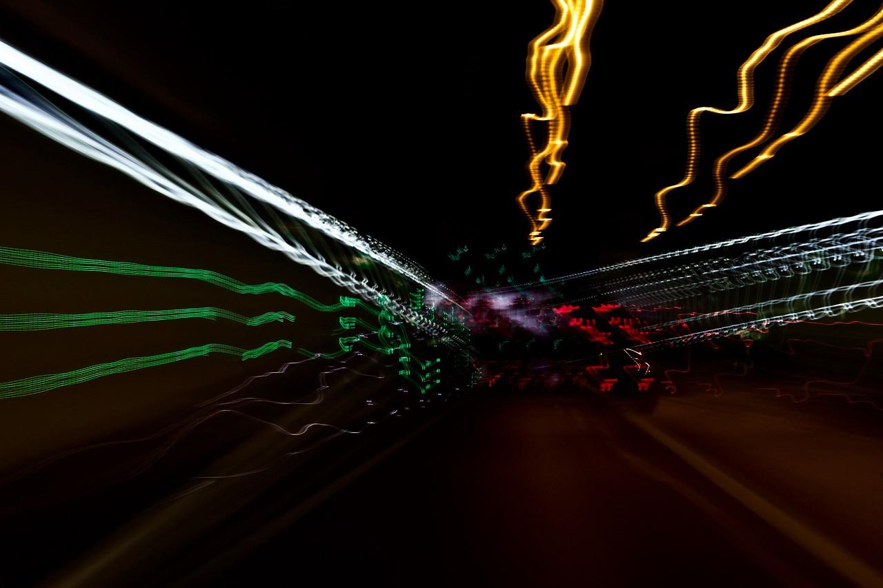 Tunnel Lights 2