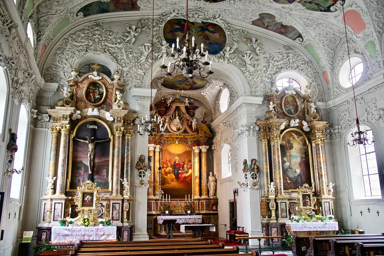 Spitalskirche, Innsbruck 2