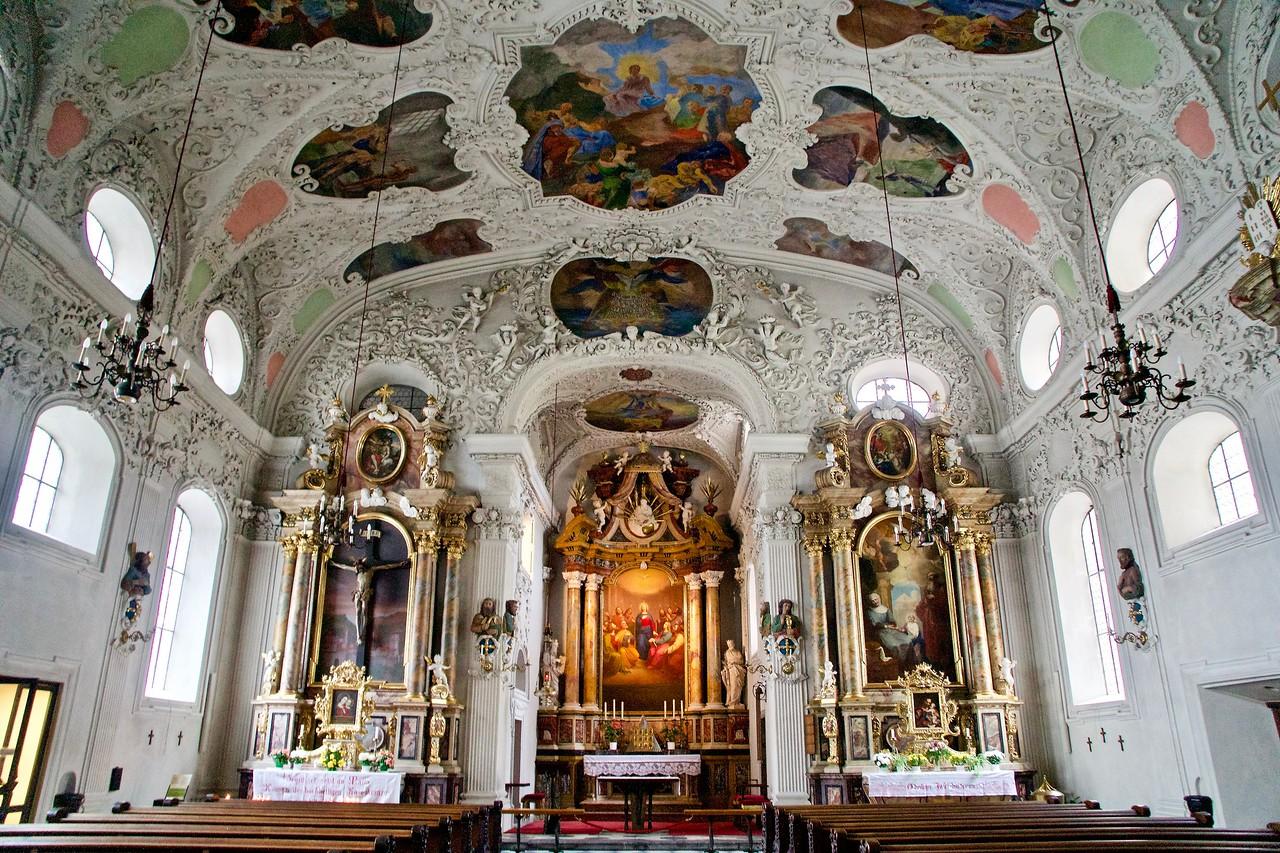 Spitalskirche, Innsbruck