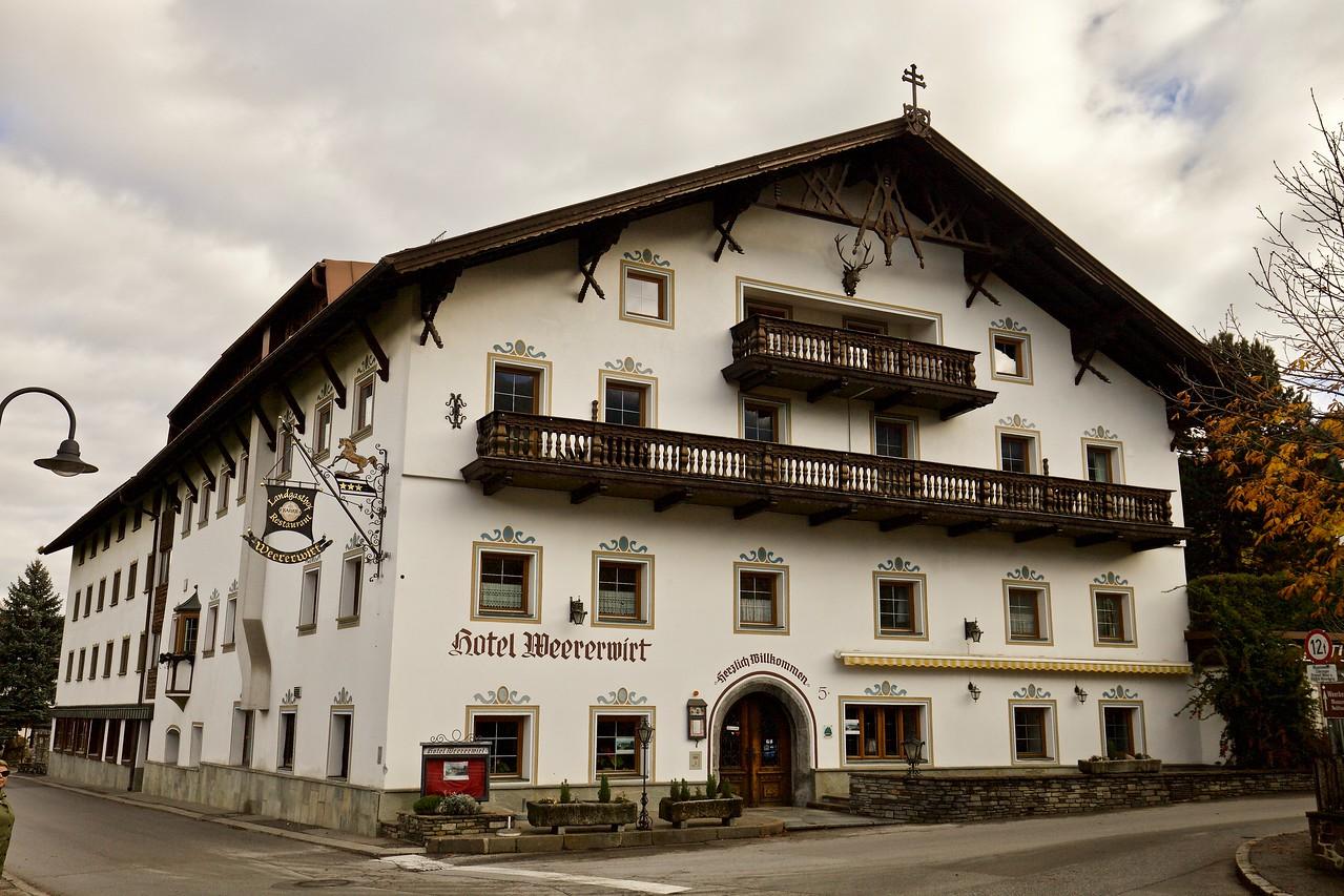Meerewirt Hotel, Weer, Austria