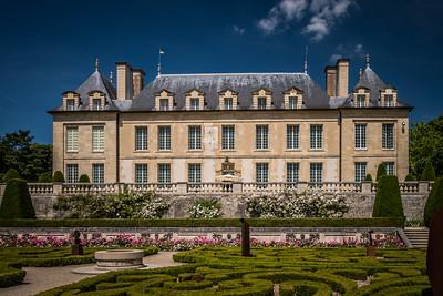 """Chateau de Leynt - """"Chateau d'Auvers"""""""