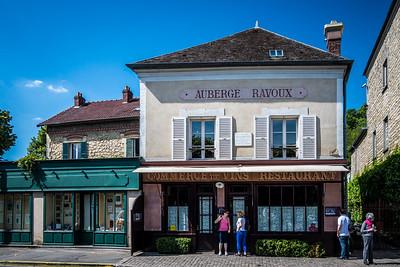 Auberge Ravoux or Maison de Van Gogh