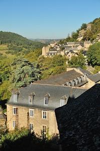 Salles-la-Source - Partie haute