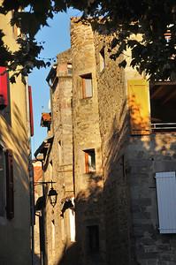 Saint-Rome-de-Tarn - Rue des Tourelles