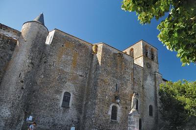 Fort cistercien de Saint-Jean-d'Alcas