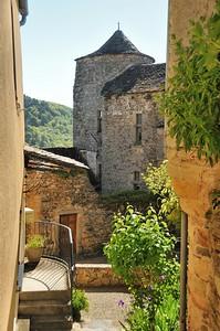 Najac - Rue du Château royal - Maison du Sénéchal