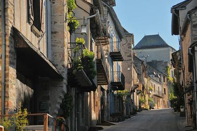 Najac - Le Bariou