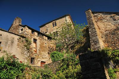 Najac - Rue Basse des Comtes de Toulouse