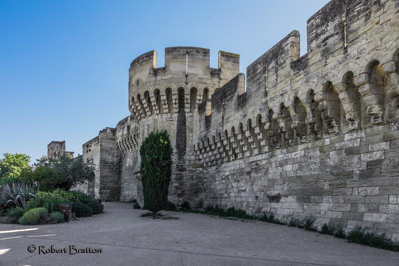 Avignon City Wall