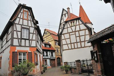 Wissembourg - Rue du Sel