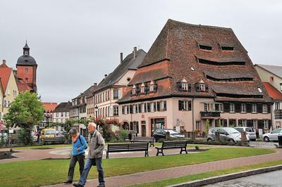 Wissembourg - Quai du 24 Novembre - Maison du Sel