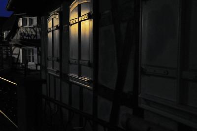 Hunspach - Gîte Ungerer endormi