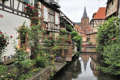 Wissembourg - Rue de la Passerelle