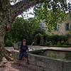 hotel ousteau de baumanière garden julien