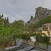 hotel ousteau de baumanière garden val d'enfer