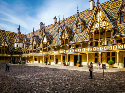 Les Hospices of Beaune