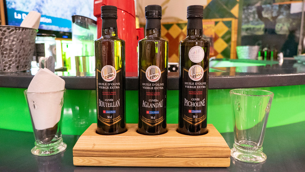 Olive Oil Tour in the South of France - Olive oil tasting at L'Oulibo