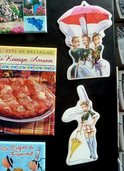 Souvenirs of Pon Aven