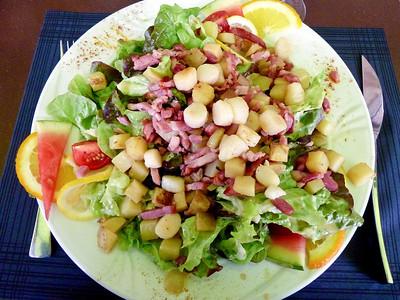 Lunch in Erquy