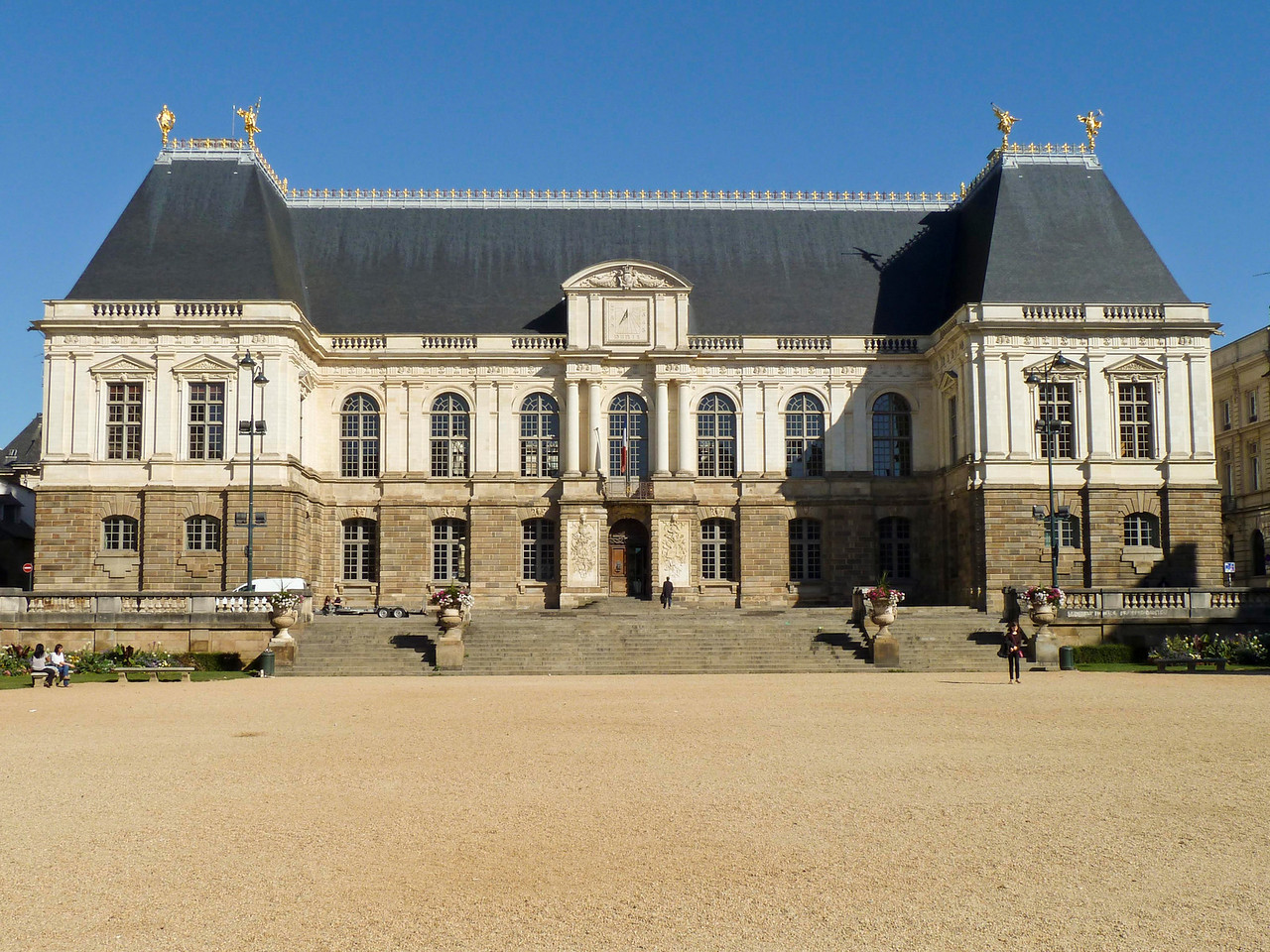 Parliment of Bretagne