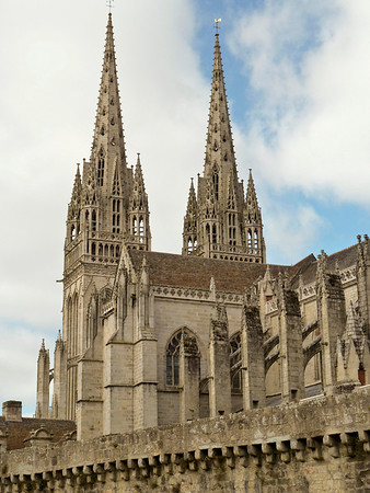 St. Corentin Cathedral