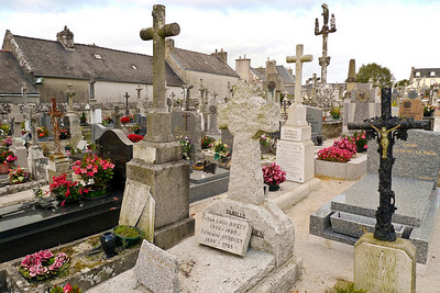 Cemetery of Chapelle du Penity