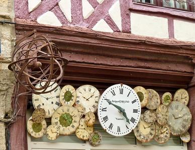 Timber framed buildings of Vannes