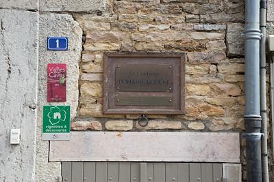 Domaine Lejeune, Pommard