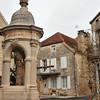 Flavigny-sur-Ozerain - Fontaine Abel Labourey