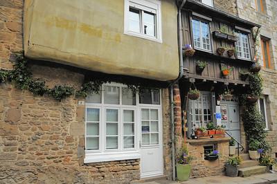 Dinan (Dinan) - Rue de la Boulangerie