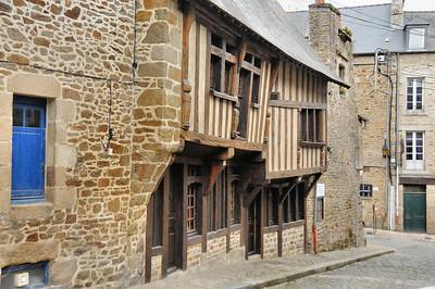 Dinan (Dinan) - Rue du Coignet