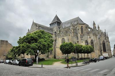 Dinan (Dinan) - Eglise Saint-Malo
