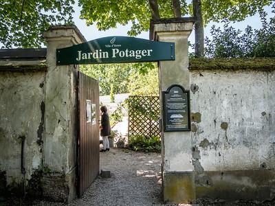 Caillebotte Estate in Yerres