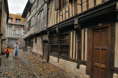 Honfleur - Rue de la Prison