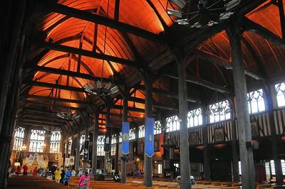Honfleur - Eglise Sainte-Catherine
