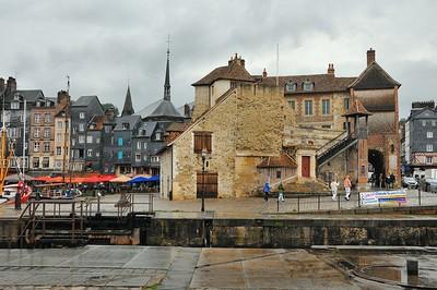 Lieutenance du port de Honfleur
