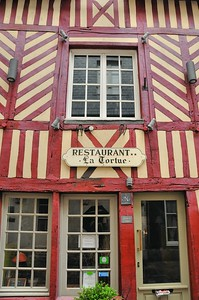 Honfleur - Rue de l'Homme de Bois