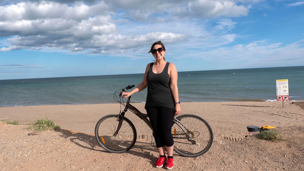 Biking to the Mediterranean Sea from the Canal du Midi