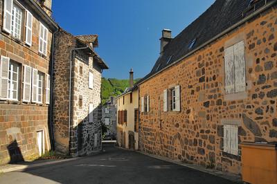 Vic-sur-Cère - Rue du Baillage